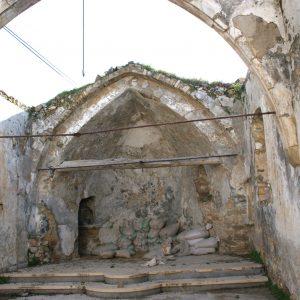 Άγιος Μάμαντος στο κατεχόμενο Συγχαρί