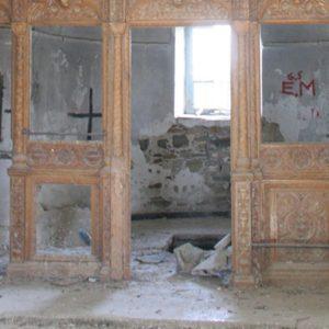 Η εκκλησία της Παναγίας στο κατεχόμενο Τραχώνι