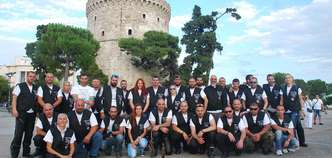 Πορεία – 6η μέρα – Εκδηλώσεις σε Σιδηρόκαστρο, Σέρρες, Θεσσαλονίκη