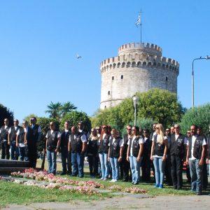 Πορεία – 7η μέρα – Μνημείο Παύλου Μελά