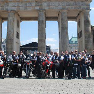 Πορεία – 2η μέρα – Πύλη Βραδεμβούργου